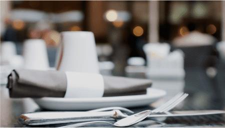 Салфетки тканевые для ресторана