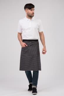Фартук официанта с центральным карманом
