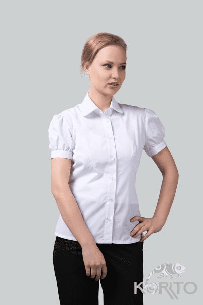 блузка женская рукав фонарик